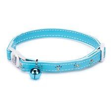 Sparkle Gemstone Cat Collar Color: Blue