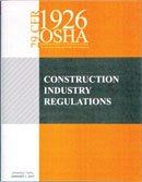 CFR 1926 Construction Industry Regulations
