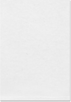Plymor Flat Open Clear Plastic Poly Bags, 2 Mil, 5