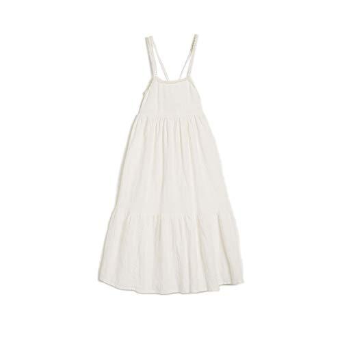 Vestido Roda Branco Off White - 4