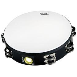 Remo 10 inch Melinex Tambourine (Double; Age 12+) -  TA-5210-ML