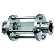 Sanitary Stainless Steel Sight Glass Clamp Type 2 1/2'' by TPT
