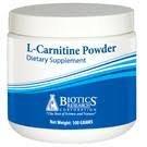 Biotics Research - L-Carnitine Powder 100g