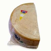 Grana Padano Aged 16 Months - Quarter Wheel - 1 x 18.0 lb by Lombardy (Image #1)