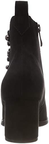 Tozzi Noir Femme Botines 25346 Marco Black 001 21 F8CCa