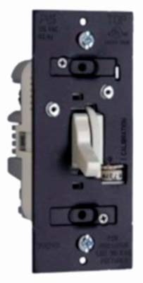 Pass & Seymour TDCL453PLACCV6 ALM CFL/LED TOG Dimmer - Quantity 1 ()