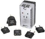 Travel Smart By Conair PS200E Auto Adjust International Converter/Adapter Set 2000 Watts - Quantity 6