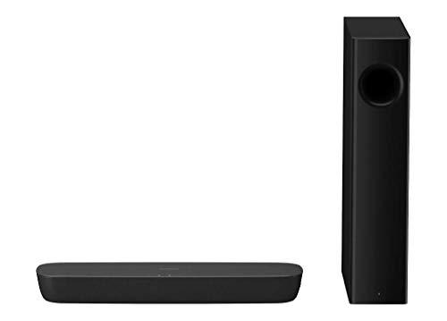 Panasonic sc-htb250egk bekabeld en draadloos 2.1 kanaal 120 W zwart luidspreker soundbar soundbar (2.1-kanaal, 120 Watt…