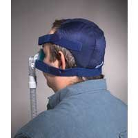 Respironics Mesh Softcap Headgear Medium