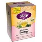 Womens Energy Yogi Teas 16 Bag (Womans Quai Dong Tonic)