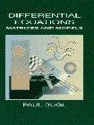 Differential Equations: Matrices and Models