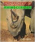 Book Rhinoceroses (Endangered!)