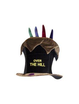 BZANY® Over the Hill Birthday Cake Hat