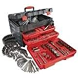 craftsman 255 pc mechanics tool set with lift top storage chest 35255 hand tool sets. Black Bedroom Furniture Sets. Home Design Ideas