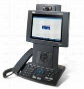 - Cisco CP-7985G - personal desktop video phone