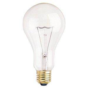 (Havells-SLI 60153 - 200A23/CL - Clear 200 Watt A23 Incandescent Light Bulb)