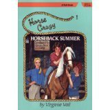img - for Horseback Summer (Horse Crazy Series) book / textbook / text book