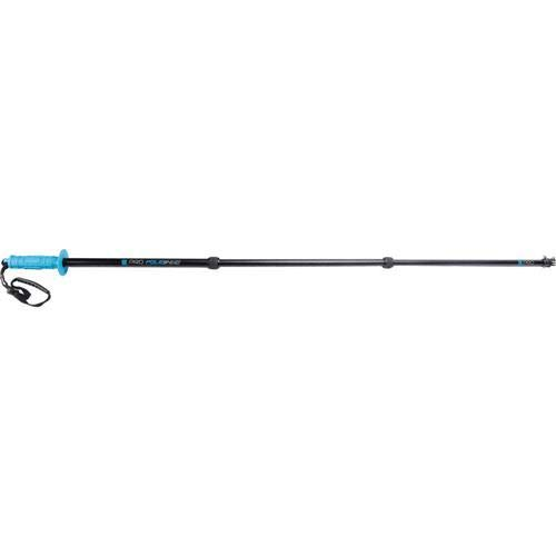 Underwater Kinetics UK Pro POLE 54HD, 54 inches, Electric Blue (Best Underwater Gopro Pole)