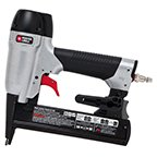 Staplers, Air Powered, Drives 18 Gauge 1/4'' Narrow Crown Up To 1-1/2''