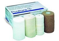 1973310 PT# 66020016 Bandage Profore High Compression/Wrap Latex Adh 4'' 4-Layer 8/Ca Made by Smith & Nephew Wound Care