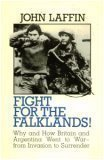 Front cover for the book Fight for the Falklands by John Laffin