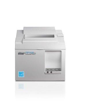 Star Micronics TSP143IIIBI WHITE EU UK Ultra white, BT, 39472290 (Ultra white, BT cutter, incl power supply)