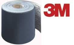 "3M 7921 8"" x 50Yd 36 Grit Floor Resurfacing Roll"