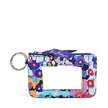 Vera Bradley Zip Id Case and Lanyard in Marrakesh ()