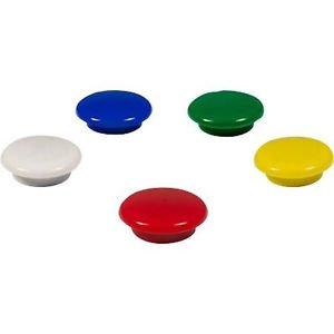 Nino srl 2596-1 - Imanes para pizarra magnética (16 piezas ...