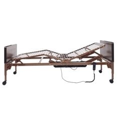 Merits Health Products Full Bed Side Rail - R2021-BBMUPR - 1 Pair / Pair