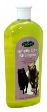 Beaphar UK Ltd Canac Smelly Dog Shampoo 520ml (6 Pack) (Best Dog Shampoo For Smelly Dogs Uk)