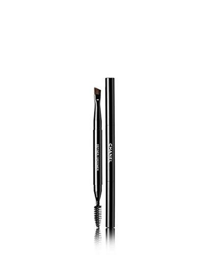 Retractable Dual-Tip Brow Brush