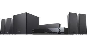 Sony HTSS380 3D Home Theater System (Sony Bravia 1000 Watt Home Theater System)