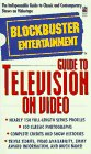 Blockbuster Entertainment Guide to Television on Video, Blockbuster Entertainment Staff, 0671529021