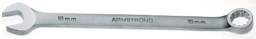 12 Point Armstrong Combo - ARMSTRONG 12 Point Combo Wrench - Model: 52-467 SIZE: 17mm