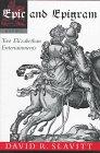 Epic and Epigram, David R. Slavitt, 0807121517