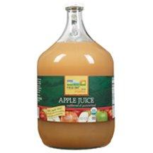 128 oz apple juice - 5
