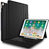 IVSO Case with Keyboard for ipad pro 12.9-One-Piece Wireless Keyboard Stand Case