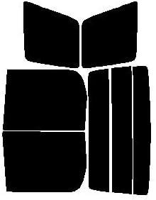 AUTOMAX izumi リア (b) ハイゼット カーゴ S2 (5%) カット済み カーフィルム S200V S210V S220V 220G S230V 230G ダイハツ