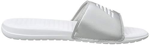 silver 130 silver Sandalias New Para Plataforma Sv Balance Plateado Hombre De fwgSn85xRq