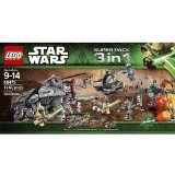 lego star wars 3 the clone wars - Lego Star Wars Combo Pack 3 in 1 Super Pack Set