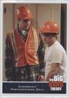 Emergency Preparedness Drill (Trading Card) 2013 Cryptozoic The Big Bang Theory Seasons 5 - Print Test #40