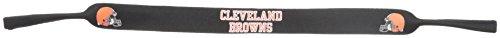 - NFL Cleveland Browns Neoprene Sunglass Strap, Black