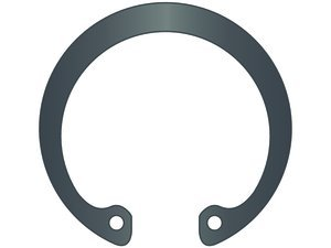 3-1/4'' Internal Retaining Ring, (Package of 5) by Stronghold