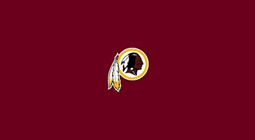 Imperial Officially Licensed NFL Merchandise: 8-Foot Billiard/Pool Table Cloth, Washington Redskins