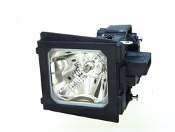 Replacement for BQC-XGC50X/1 LAMP & CAGE GLH-126 Projector TV Lamp ()