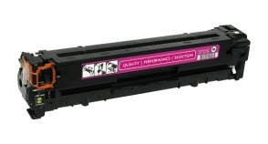 Inksters of America Remanufactured Toner Cartridge Replacement for HP MF8050 ( Magenta , 1-Pack ) (Color Laserjet Cp1210 Hp)