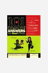 101 Computer Answers You Need to Know Paperback