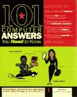 Plain English Answers to 101 Computer Questions, Gina Smith, 1562763393