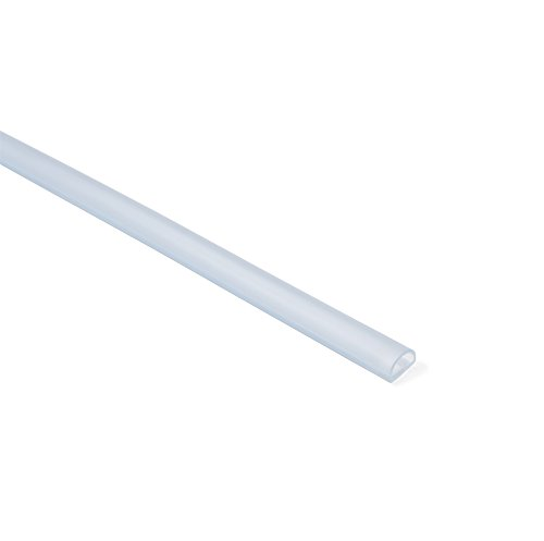 C.R. Laurence S1LB Translucent Silicone Bulb Seal-98 in Long, - Shower Cr Laurence